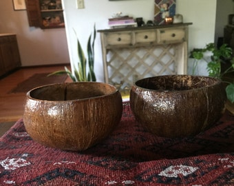 Coconut Shell Bowl (each)