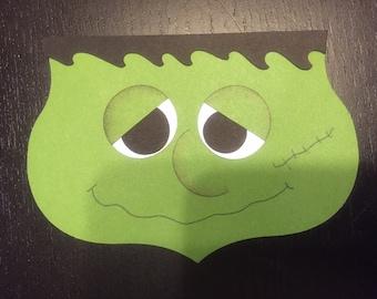 Frankenstein Halloween Bag Topper