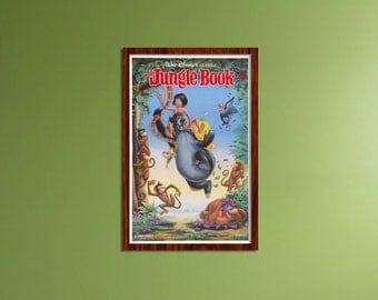 The Jungle Book Small Movie Poster | MOVEI0692