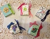 Set of mini sticky books