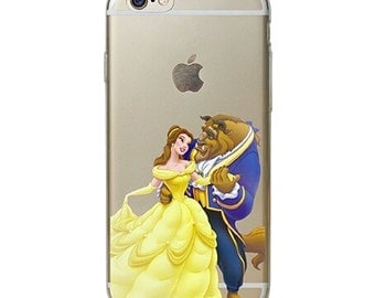 Beauty and the beast phonecase