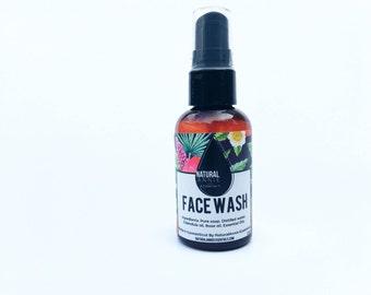 All-Natural Lavender Face Wash 2.5oz