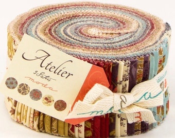 Atelier by 3 Sisters Jelly Roll for Moda
