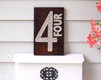 Made To Order Dream Catcher String Art Wood Sign Native