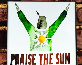Dark Souls: Praise the Sun!