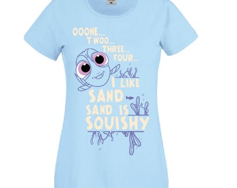 Finding dory, dory baby t shirt