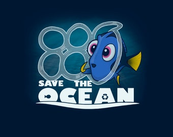 Save The Ocean Tee.A Perfect T-Shirt & Hoodie for Finding Dory fans and Nature lovers. Save Earth! .Free Shipping worldwide