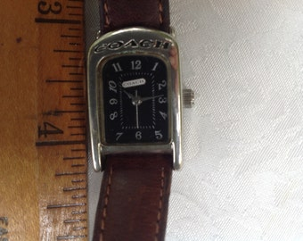 Vintage Working Coach Watch