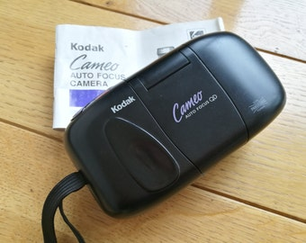 Kodak Cameo AF date - compact film camera with panoramic 35mm lens f4.5