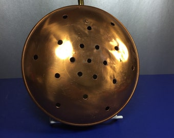 Bed Warmer / Copper and Brass