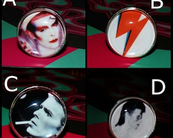 David Bowie rings