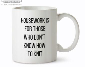 Coffee Mug Knitters Gifts - Knitters Coffee Mugs - Knitters Mugs for Coffee (m547)