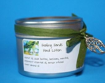 Healing Hands Hard Lotion