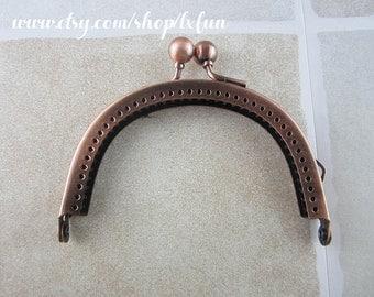 Copper Color Purse Frame, one piece
