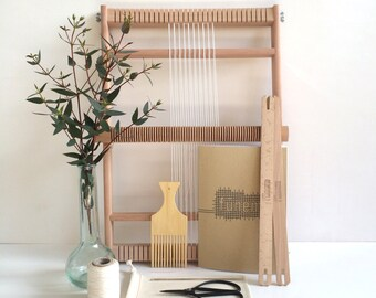 Weaving loom kit Large / Starter's kit / Weaving Loom / Weefraam / Kit de Tissage debutant