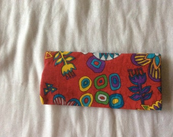 Santosa eye pillow with organic lavender, 5911