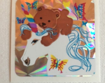 Sandylion Prismatic Bear Unicorn Sticker Mod