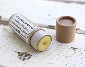 COCOA LIP BALM, Nọ 03, Lip Balm, Daily Lip Balm, Intense Healing Lip Balm, Organic Lip Balm