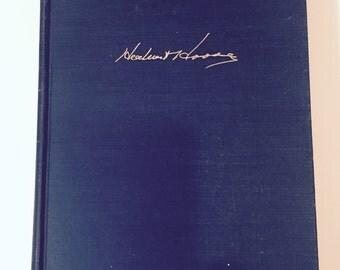 Herbert Hoover Years of Adventure