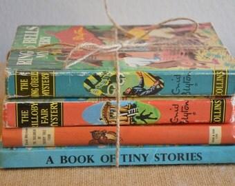 Vintage Children's Books Bundle - Rustic Wedding Decorations - Batch 1 - SALE!!