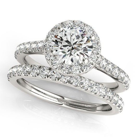 Simple Diamond Ring Simple Engagement Ring Moissanite