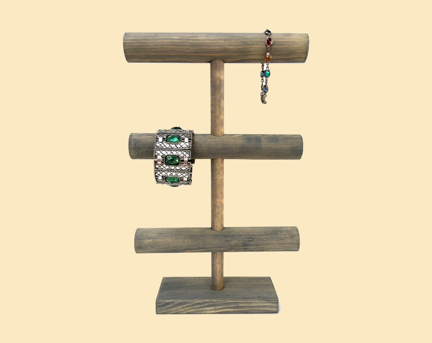 Exhibition Stand Organisers : Bracelet stand organizer watch display vertical jewelry