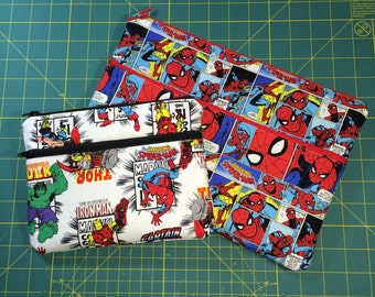 Large Pencil Case PDF Sewing Pattern