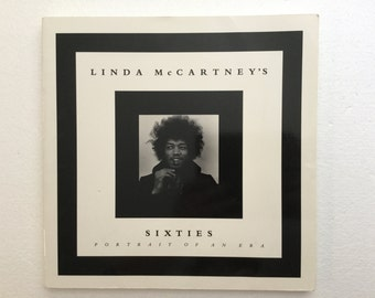 Linda McCartney's Sixties: Portrait of an Era (1992, Paperback)