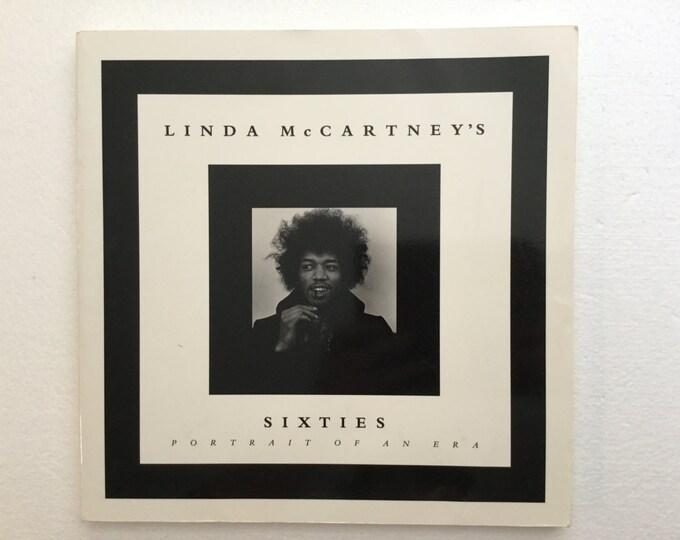 Linda McCartney's Sixties: Portrait of an Era (1992, Paperback)