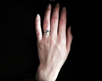 1930's Platinum Diamond Ring