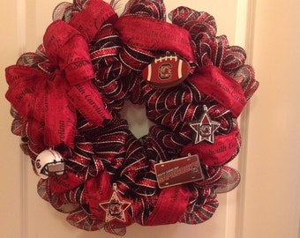 University of South Carolina wreath