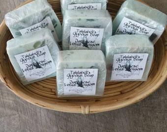 Hand made glycerin soap