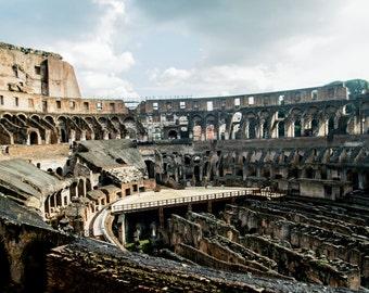 Colosseum Rome, Italy 8x10
