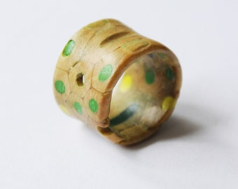 Colouring Pencil Ring