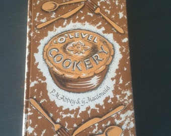 O'Level Cookery Book (Vintage)