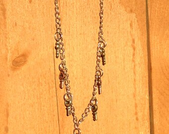 Antique Key Bracelet