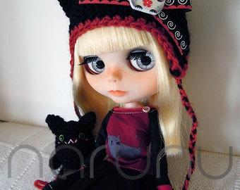 OOAK Blythe Custom Kisa