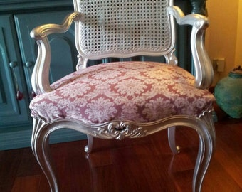 Chair upholstered armchair