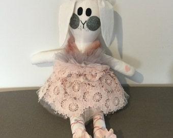 TAILA DANAE DESIGNS 100% Hand Made Bunny Medium