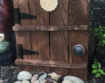 Gnome Door