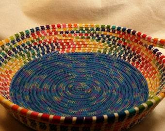 Fabric Rope Basket