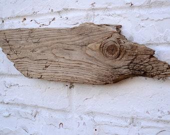 Reclaimed wall art, Reclaimed wood wall art, Old wood wall art, Wood art sculpture, Barnwood wall decor, Reclaimed wood sculpture, Wood fish