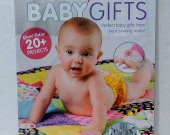 Sew Special Baby Gifts Book