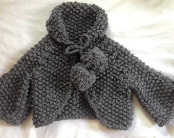 Sweater Caplet
