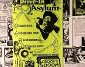 Drive-In Asylum - Issue #1 October 2015