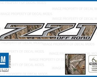 Z71 Off Road Decal Etsy