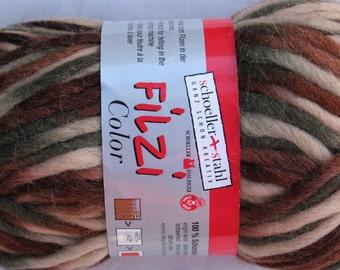 Schoeller + Stahl Filzi Knit and Felt Wool - Woodland (109)