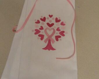 Valentine's Cancer Awareness - Tea Towel