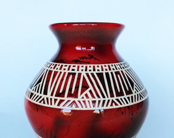 Tribal Art ***Pottery*** (Made to Order)
