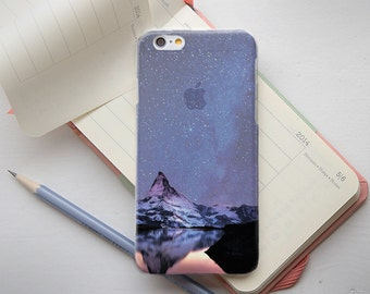 iPhone 6 Mountain iPhone Night iPhone with Mountain Transparent Mountain iPhone 5 Clear Mountain Case iPhone 6s Plus iPhone 6 Plus Mountain